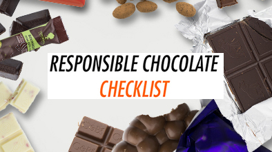 Responsible Chocolate checklist for nochildforsale